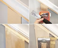 staircase makeover how to install molding remington avenue