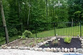 vegetable garden fence height home design ideas