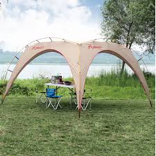 bbq tent instant cing tent canopy 5 8 persons rainproof sun shelter