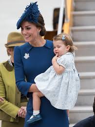 Prince William And Kate Kate Middleton Prince William And Their Kids Land In Canada For