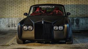 roll royce kenya evil rolls royce silver shadow drift car selling for 130k