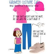Family Guy Halloween Costumes Meg Griffin Costume