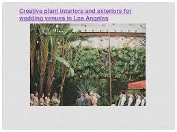 Affordable Wedding Venues In Los Angeles Affordable Wedding Venues In Los Angeles With Eco Friendly Creative W U2026