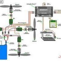 rc quadcopter wiring diagram yondo tech