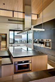 Eco Kitchen Design by Solar Panels And Eco Sensitive Design Create Smart Home In Sonoran