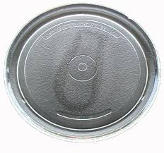 tray plates sharp microwave glass turntable plate tray 10 3 4 a034