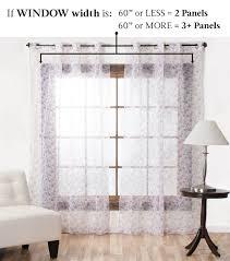 Standard Curtain Panel Width Standard Curtain Panel Width Functionalities Net
