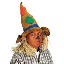 13 ugly men s halloween party amazon com scarecrow hat kitchen u0026 dining