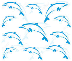 wallpaper images of dolphins royalty free cliparts vectors and