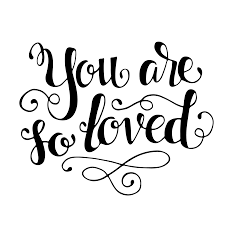 halloween svg free hand lettered you are so loved free svg cut file