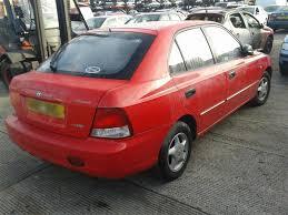 hyundai accent 2000 parts 2000 hyundai accent 2000 to 2006 cdx 5 door hatchback petrol