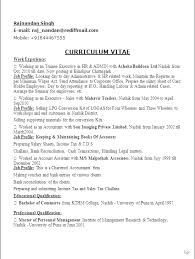 Sample Resume For Mba Hr Experienced by Resume Sample In Word Doc Mba Hr U0026 Adm Having 12 Years Rich