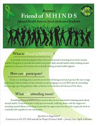 Mental Health Resumes Kristin Melton Friend Of Mhinds Mental Health Interest Needs