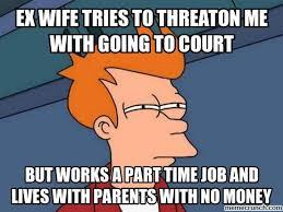 Ex Wife Meme - wife 1