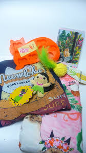 cat lady box june 2017 subscription box review coupon hello