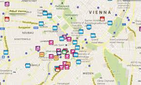 map of vienna vienna map 2018 bars clubs saunas hotels more