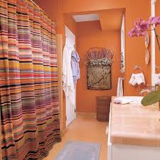 43 Bright And Colorful Bathroom Design Ideas Digsdigs by Best 25 Orange Bathrooms Designs Ideas On Pinterest Orange