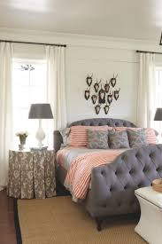 dazzling decorating ideas using rectangular brown wooden headboard chic decorating ideas using rectangular grey headboard beds in peach mattress covers also with round grey extraordinary design