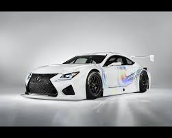 white lexus 2015 rc f gt3 for 2015