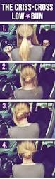 best 25 easy bun hairstyles ideas on pinterest simple hair