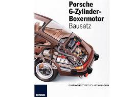 911 porsche engine 1966 911 flat six 1 4 scale engine model pelicanparts com