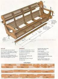 pdf glider porch swing plans free wooden plans how to and diy