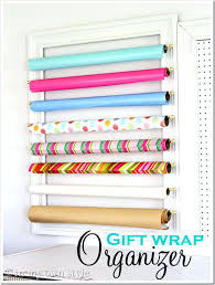 storage box for wrapping paper vertical storage