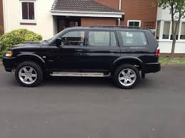 mitsubishi shogun 2 5 4x4 td sports warrior estate in newcastle