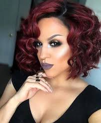 bob sew in hairstyle the 25 best curly bob sew in ideas on pinterest curly bob weave