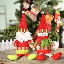 festnight sale xmas lovely decors doll christmas santa sales