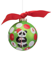 panda 100 mm ornament st jude gift shop