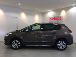 peugeot pre owned peugeot 3008 1 6 bluehdi pre owned cars select by ppsl