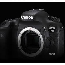 canon eos 7d mark ii dslr camera body only cheapest sale