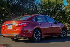 nissan altima 2016 trunk space 2016 nissan altima first drive u2013 baby steps