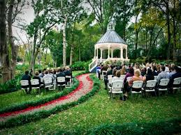 outdoor wedding venues houston outdoor wedding venues in houston jonathan wedding venues