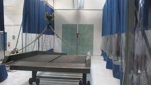 Industrial Curtain Wall Industrial Curtain Track System U2013 Rolling Wall Partitions Singer