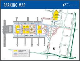 Map Of Los Angeles Airports Popular 186 List Lax Airport Map