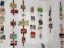 christmas card display holder card display christmas card display card holder diy