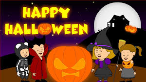 Halloween Poems Short Happy Halloween Kids Youtube