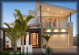stunning homes front view design contemporary decorating design