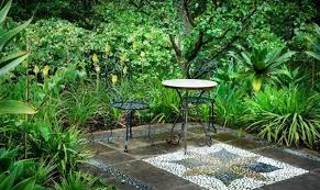 Patio Layout Design Outdoor Layout Design With Furniture Ideas By Eckersley Garden