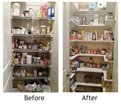 Kitchen Pantry Organization Systems - kitchen gorgeous kitchen pantry organization makeover redo