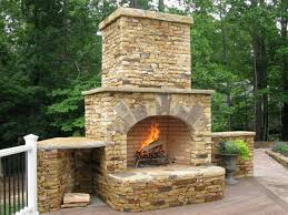 Outdoor Patio Fireplaces Everything Outdoors Of Tulsa A Design And Build Company Serving