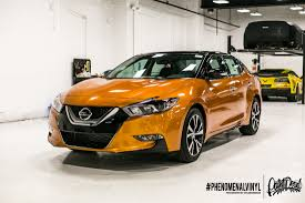 orange nissan altima concept car versus actual product maxima forums