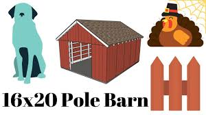 Barn Plans Pole Barn Plans Youtube