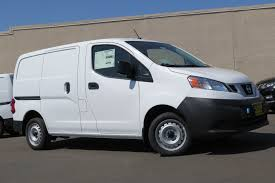 nissan cargo minivan new commercial vehicles for sale future nissan of roseville