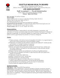 Sample Resumes For Accounting by Professional Accounting Resume Templates Samples Accounting
