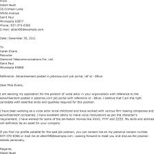 how to write a cover letter for acting resume how to