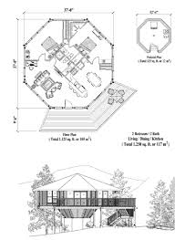 Stilt House Floor Plans Pedestal House Plans Topsider Homes