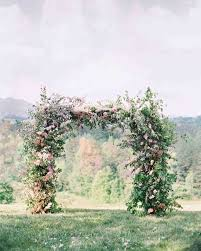 wedding arches branches 59 wedding arches that will instantly upgrade your ceremony